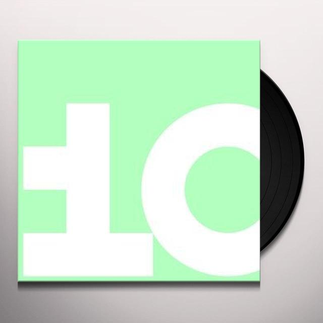 BLEEP: 10 / VARIOUS Vinyl Record