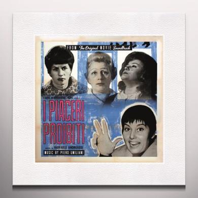 I Piaceri Proibiti / O.S.T. (Blue) (Ltd) (Ogv) I PIACERI PROIBITI / O.S.T. Vinyl Record - Blue Vinyl, Limited Edition, 180 Gram Pressing