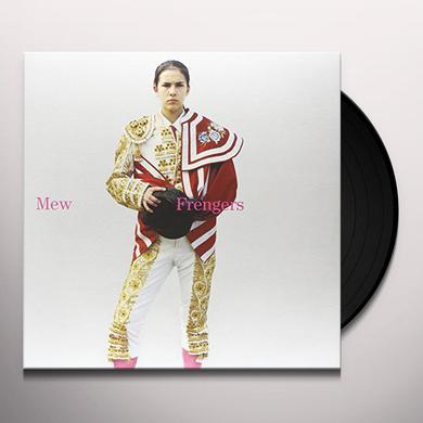 Mew FRENGERS Vinyl Record - Gatefold Sleeve, 180 Gram Pressing