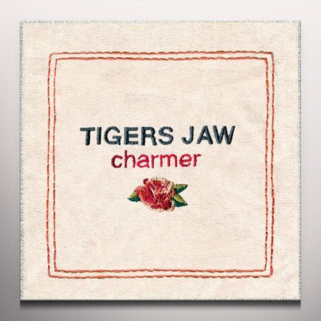 Tigers Jaw CHARMER Vinyl Record