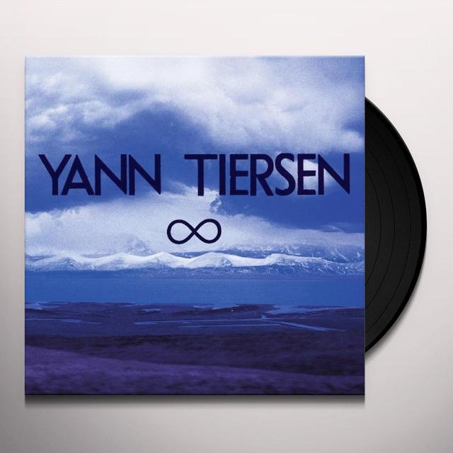 Yann Tiersen INFINITY Vinyl Record - w/CD