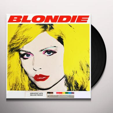 BLONDIE 4(0)-EVER: G.H. DLX / GHOSTS OF DOWNLOAD Vinyl Record