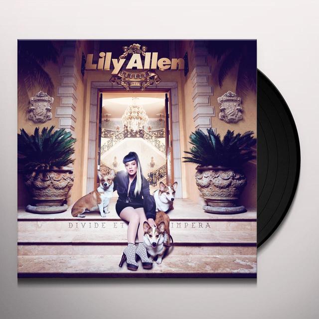 Lily Allen SHEEZUS Vinyl Record