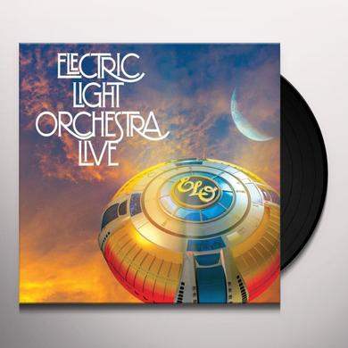 Elo ( Electric Light Orchestra ) LIVE Vinyl Record - Limited Edition, 180 Gram Pressing