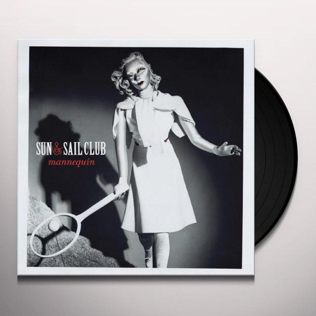Sun & Sail Club MANNEQUIN Vinyl Record