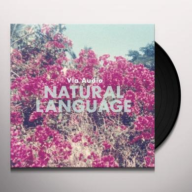 Via Audio NATURAL LANGUAGE Vinyl Record