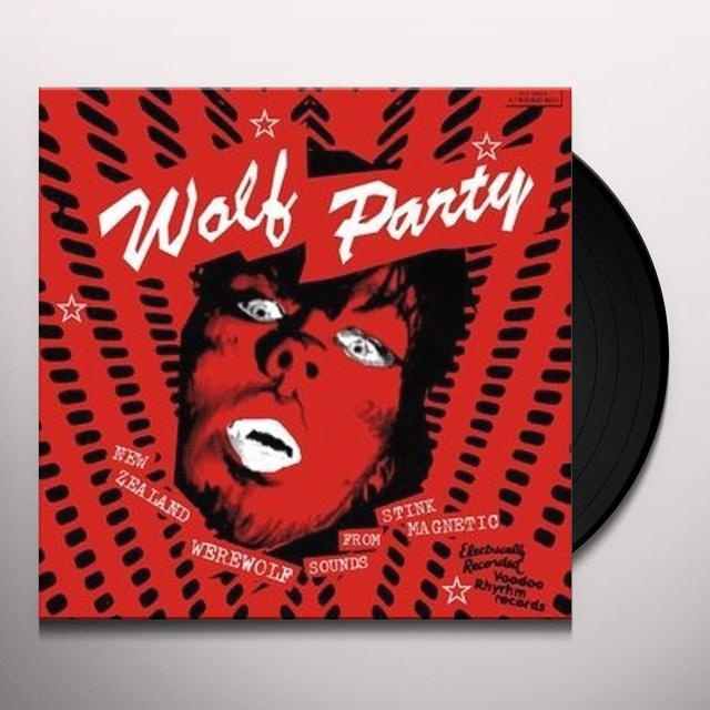 WOLF PARTY Vinyl Record