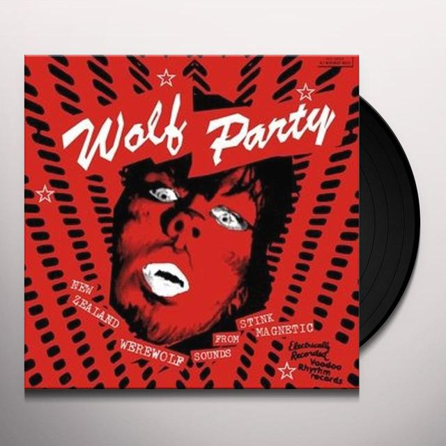 WOLF PARTY Vinyl Record