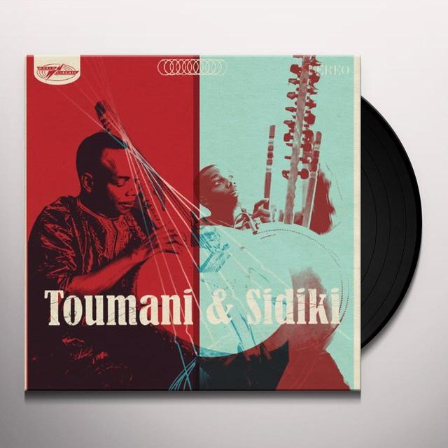 Toumani Diabate / Sidiki Diabate TOUMANI & SIDIKI Vinyl Record - 180 Gram Pressing, Digital Download Included
