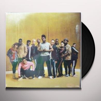 Jungle BUSY EARNIN Vinyl Record