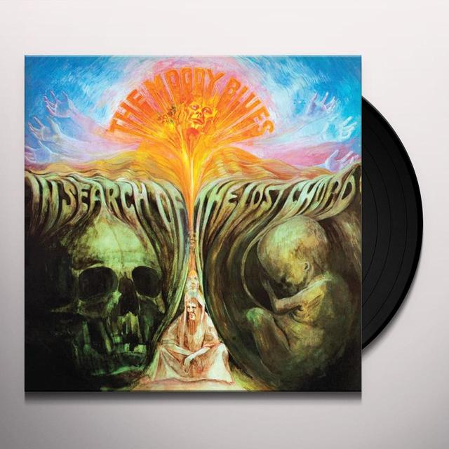The Moody Blues IN SEARCH OF THE LOST CHORD Vinyl Record - Gatefold Sleeve, Limited Edition, 180 Gram Pressing