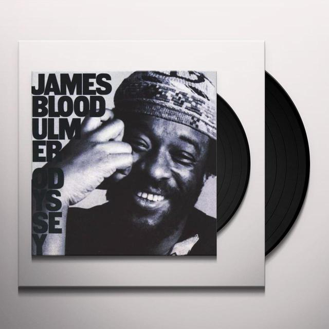 James Blood Ulmer ODYSSEY Vinyl Record
