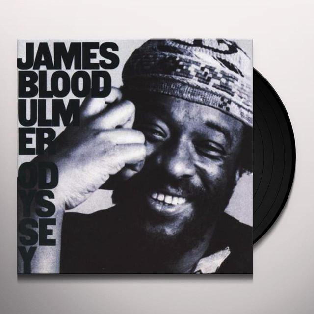 James Blood Ulmer ODYSSEY Vinyl Record - 180 Gram Pressing