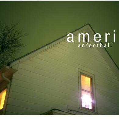 AMERICAN FOOTBALL Vinyl Record