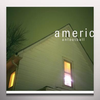 AMERICAN FOOTBALL Vinyl Record - Colored Vinyl, 180 Gram Pressing, Deluxe Edition, Digital Download Included