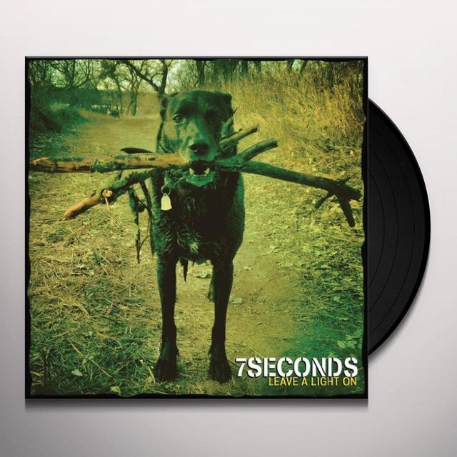 7Seconds LEAVE A LIGHT ON (BONUS CD) Vinyl Record