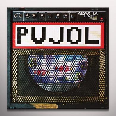 Pujol KLUDGE Vinyl Record - Colored Vinyl, Digital Download Included