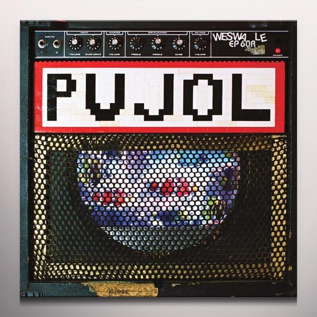 Pujol KLUDGE Vinyl Record - Colored Vinyl, Digital Download Included