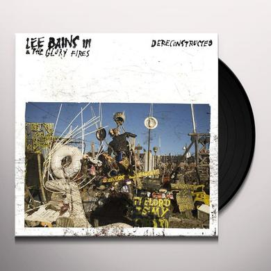 Lee / The Glory Fires Bains Iii DERECONSTRUCTED Vinyl Record