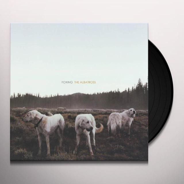 Foxing ALBATROSS Vinyl Record - Digital Download Included