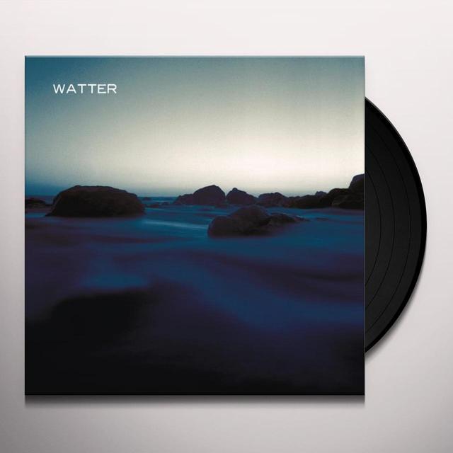 Watter THIS WORLD Vinyl Record