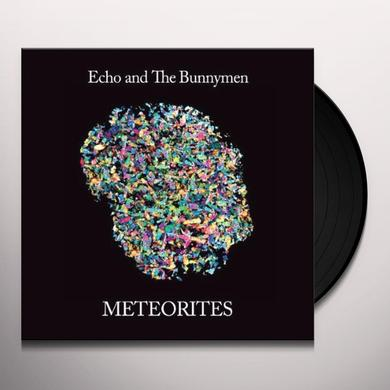 Echo & the Bunnymen METEORITES Vinyl Record
