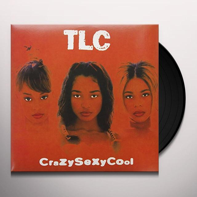 TLC CRAZYSEXYCOOL Vinyl Record