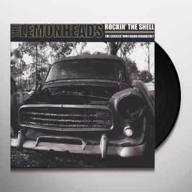 The Lemonheads ROCKIN THE SHELL Vinyl Record - Limited Edition, 180 Gram Pressing