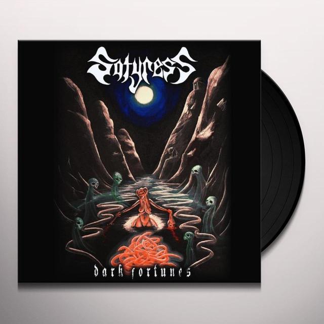 Satyress DARK FORTUNES Vinyl Record
