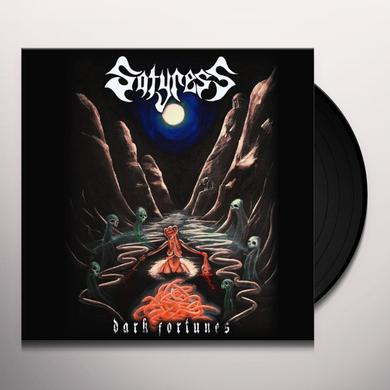 Satyress DARK FORTUNES Vinyl Record