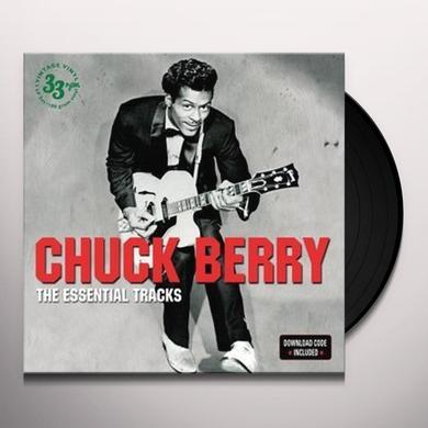 Chuck Berry ESSENTIAL TRACKS Vinyl Record - UK Import