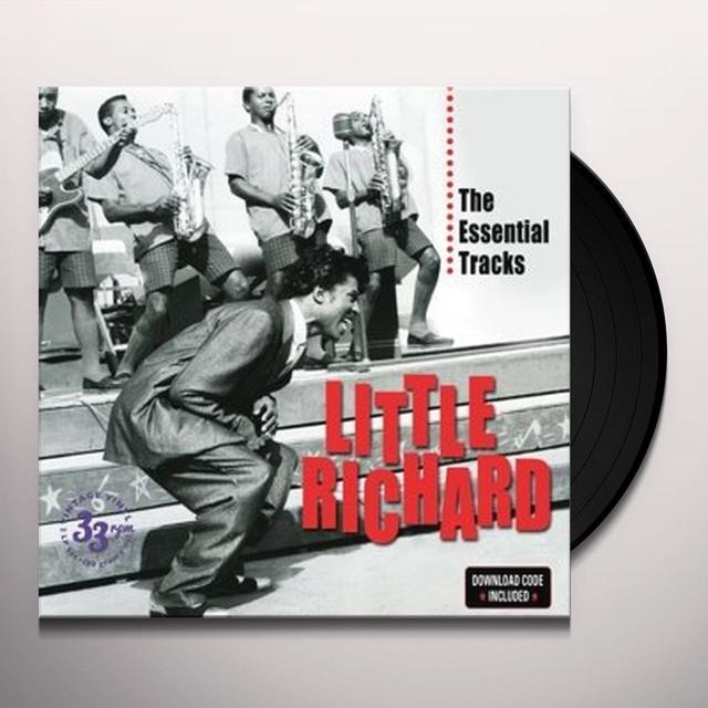 Little Richard ESSENTIAL TRACKS Vinyl Record - UK Import