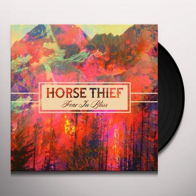 Horse Thief FEAR IN BLISS Vinyl Record