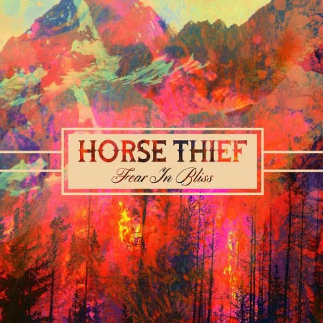 Horse Thief FEAR IN BLISS Vinyl Record - UK Import