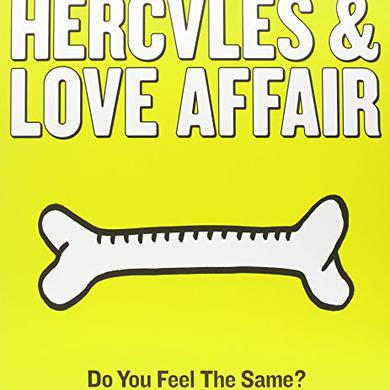 Hercules & Love Affair DO YOU FEEL THE SAME? Vinyl Record