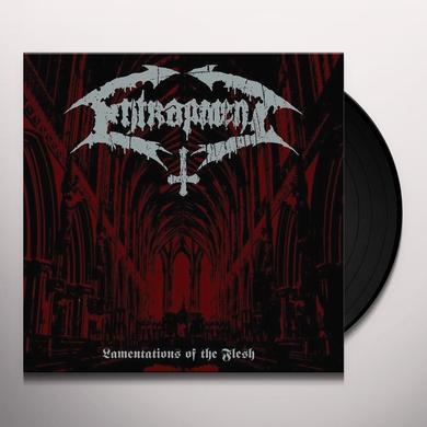 Entrapment LAMENTATIONS OF THE FLESH Vinyl Record - UK Import