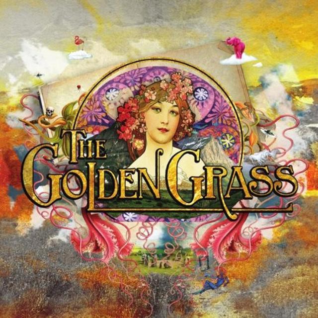 GOLDEN GRASS Vinyl Record - UK Import