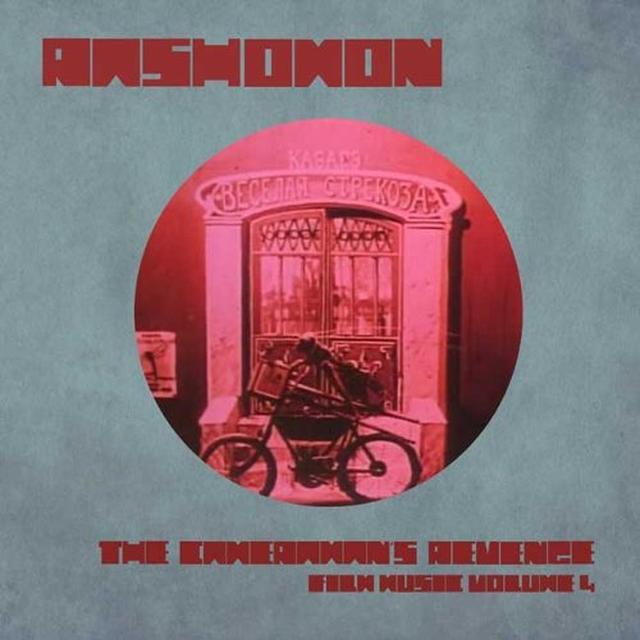 Rashomon CAMERAMANS REVENGE (UK) (Vinyl)
