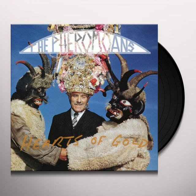 Pheromoans HEARTS OF GOLD Vinyl Record - UK Import