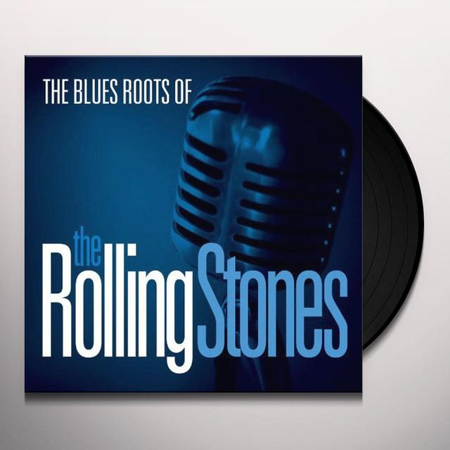 Blues Roots Of The Rolling Stones / Various (Uk) BLUES ROOTS OF THE ROLLING STONES / VARIOUS Vinyl Record - UK Import
