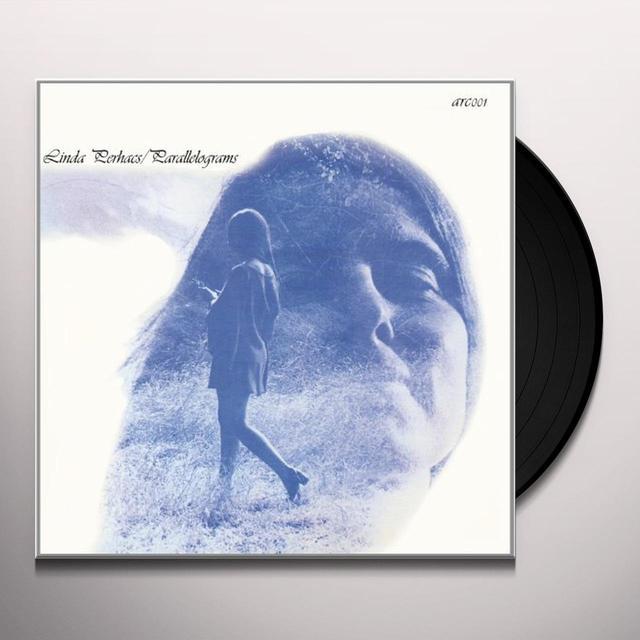Linda Perhacs PARALELLOGRAMS Vinyl Record
