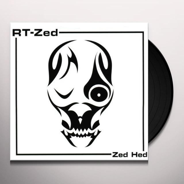 Rt Zed ZED HED Vinyl Record - UK Import
