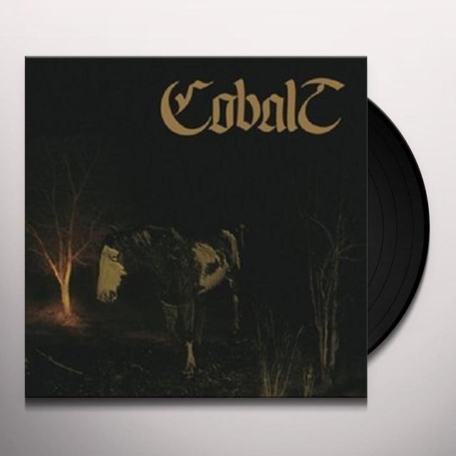 Cobalt WAR METAL Vinyl Record - UK Import