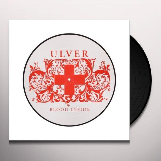 Ulver BLOOD INSIDE Vinyl Record - UK Release