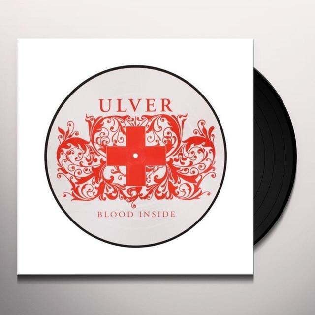 Ulver BLOOD INSIDE Vinyl Record - UK Import