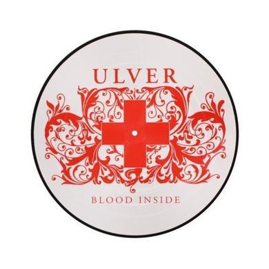 Ulver BLOOD INSIDE Vinyl Record - UK Release