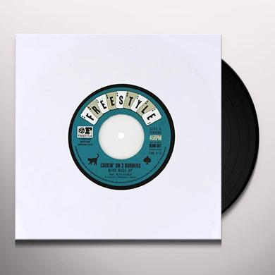 Cookin On 3 Burners MIND MADE UP/LOSIN STREAK Vinyl Record - UK Import