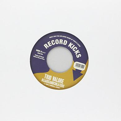Trio Valore CRAZY/LIARSANDCHEATERS Vinyl Record