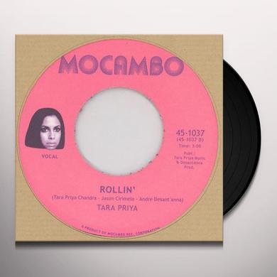 Tara Priya WHO YOU DO Vinyl Record - UK Import