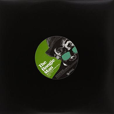 Boogie Man WHEN THE FUNK RAINS DOWN Vinyl Record
